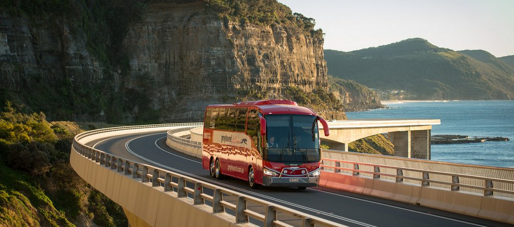 greyhound bus australie