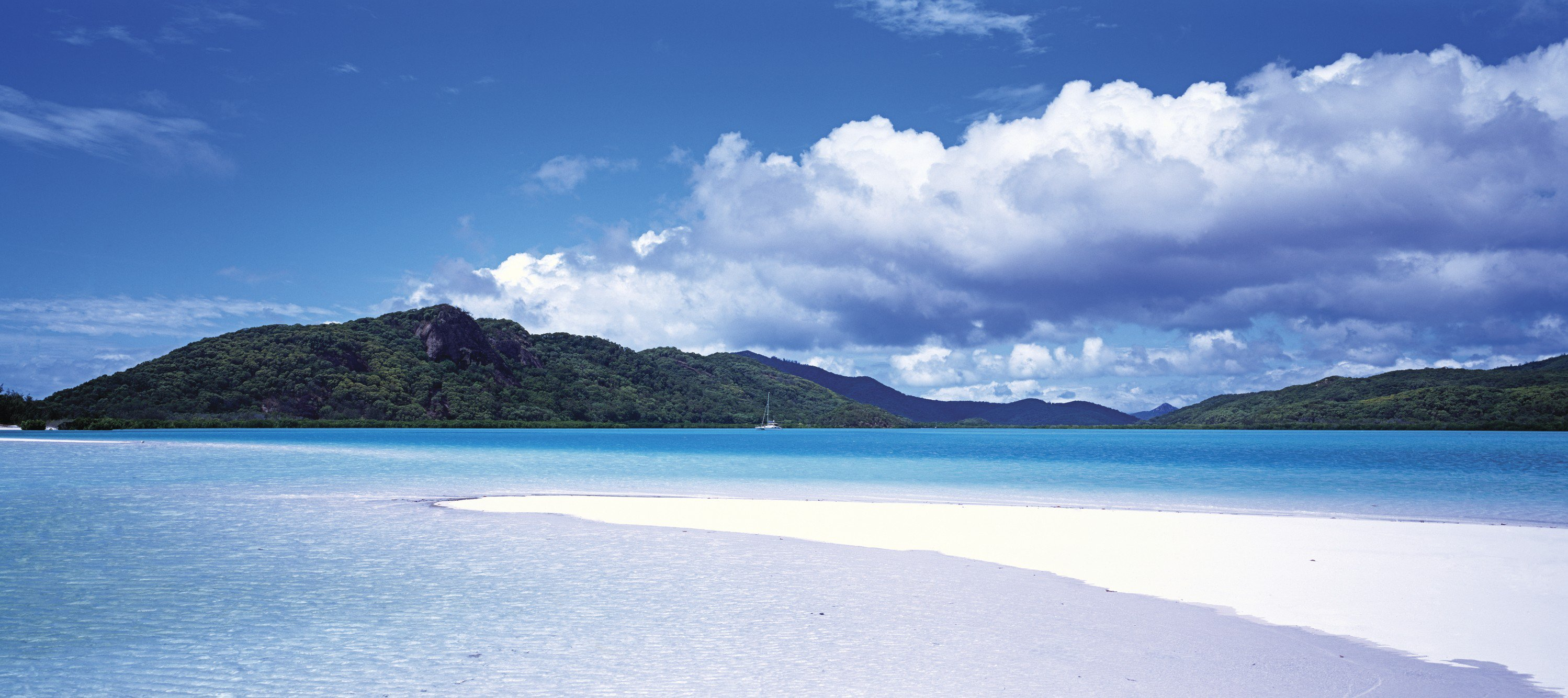 wit strand whitsundays