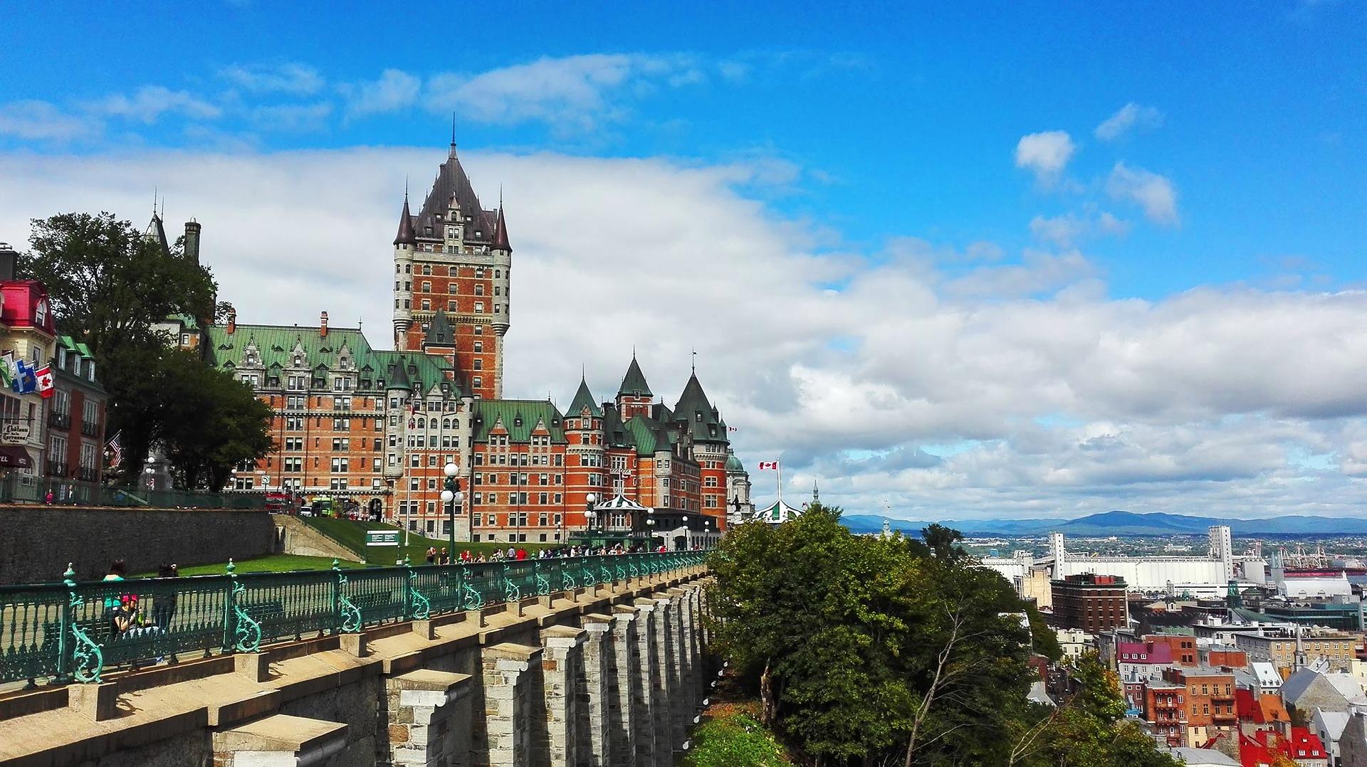 Canada bucketlist reis naar het bruisende Quebec.